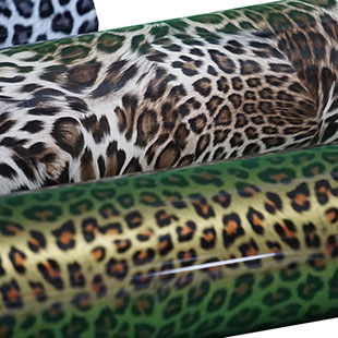 Leopard Heat Transfer Vinyl