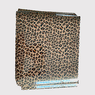 Leopard Heat Transfer Vinyl Sheet