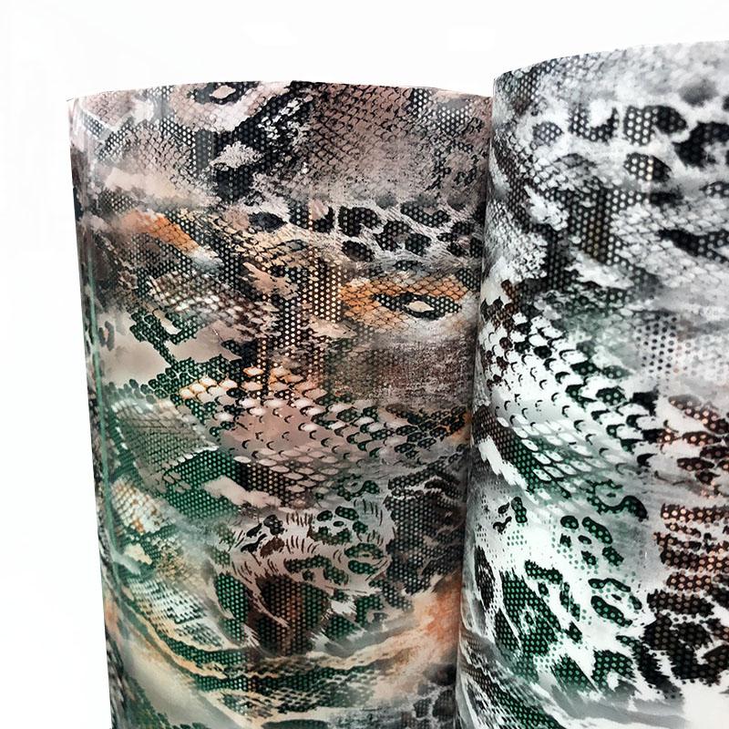 Decorative Pattern Heat Transfer Vinyl