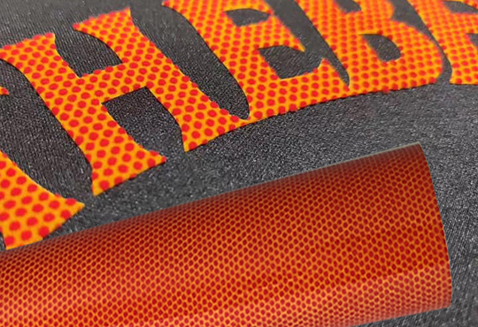 What are the Feature of flocking Heat Transfer Vinyl?